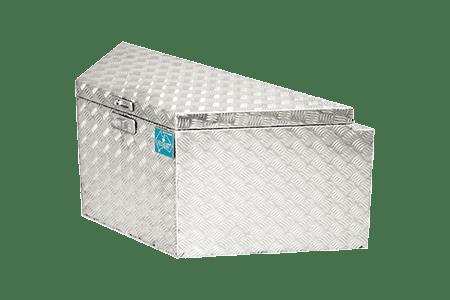 Trailer drawbar box