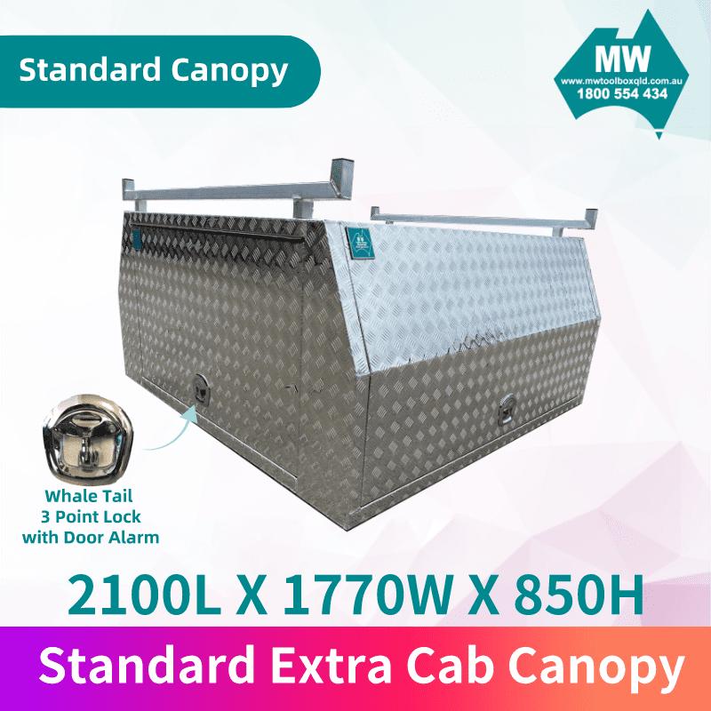 Extra Cab Canopy 1
