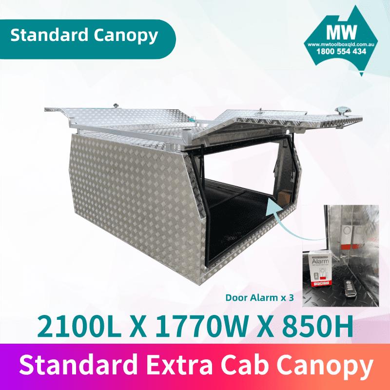 Extra Cab Canopy 2