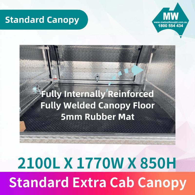 Extra Cab Canopy 3