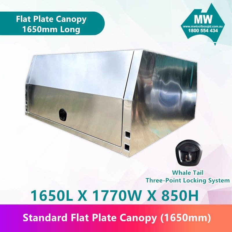 Flat Plate Canopy 1650mm long-1