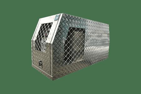 Half Dog Box Half Mini Canopy