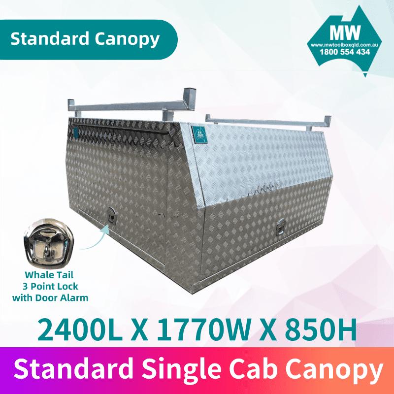 Single Cab Canopy 1