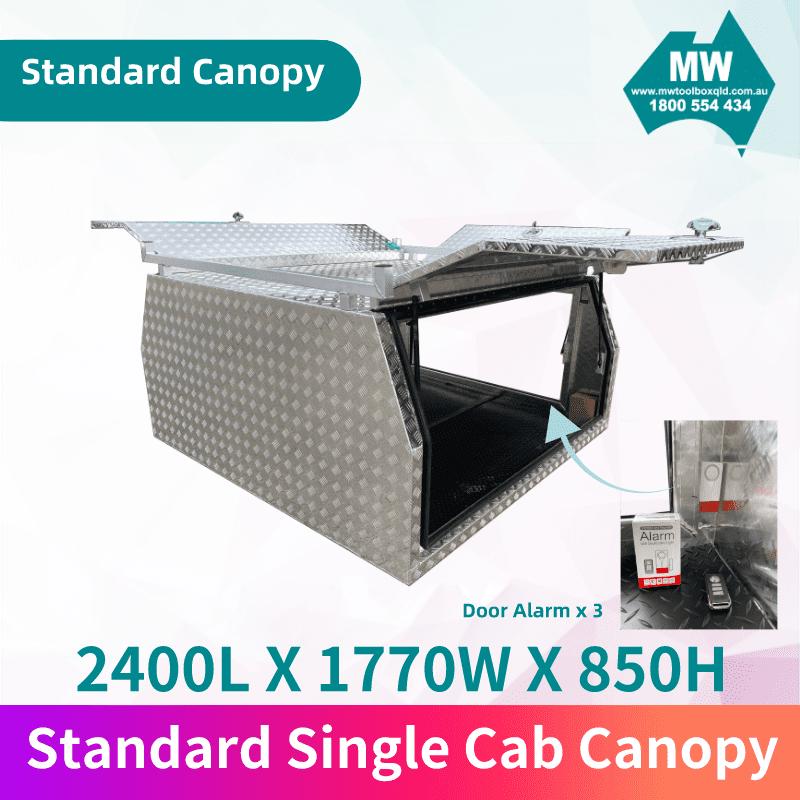 Single Cab Canopy 2