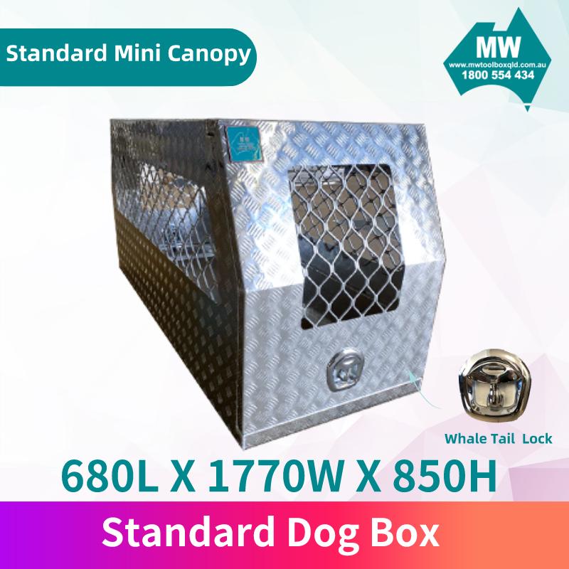 Standard dog box 1