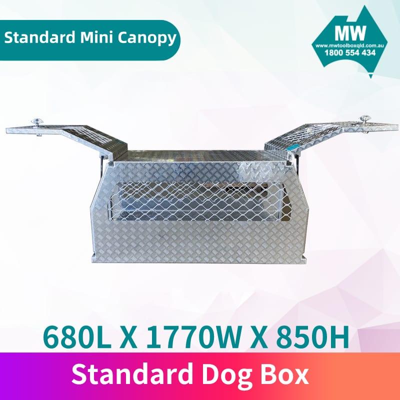 Standard dog box 2