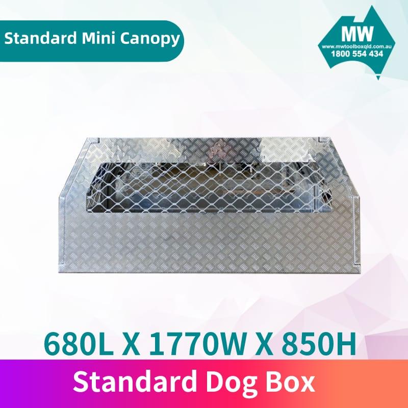 Standard dog box 3