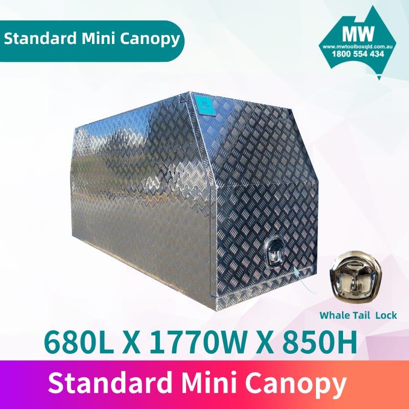 Standard mini canopy 1