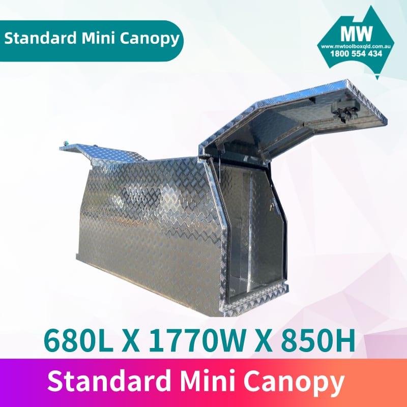 Standard mini canopy 2