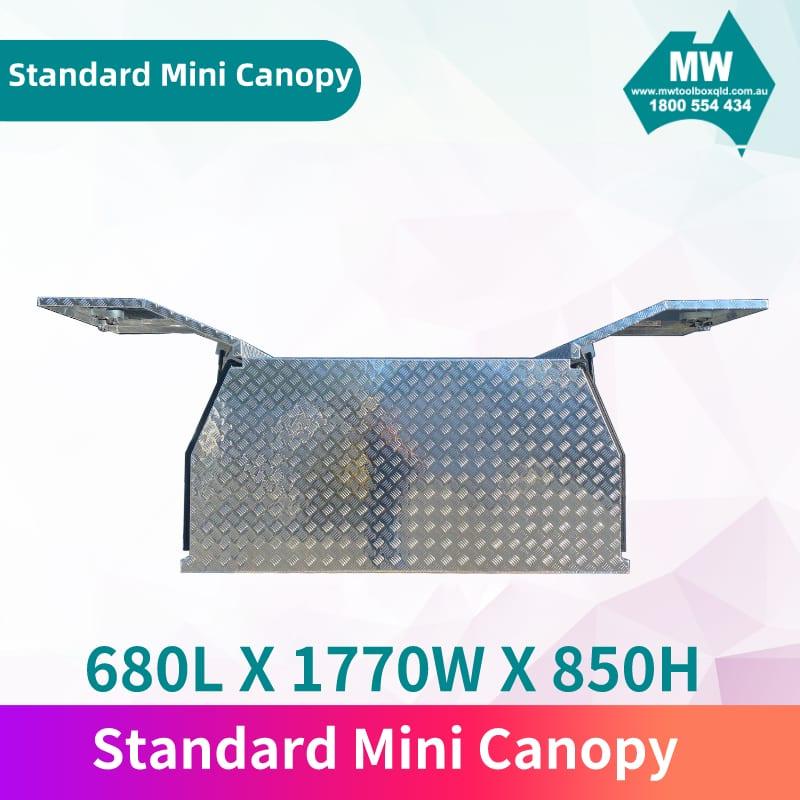 Standard mini canopy 3