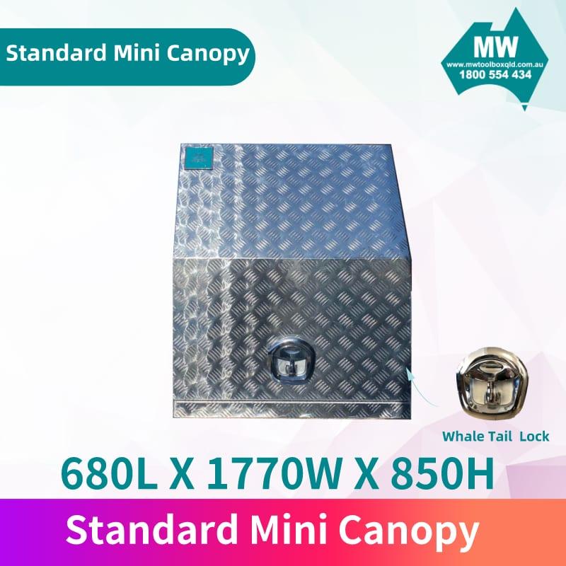Standard mini canopy 4