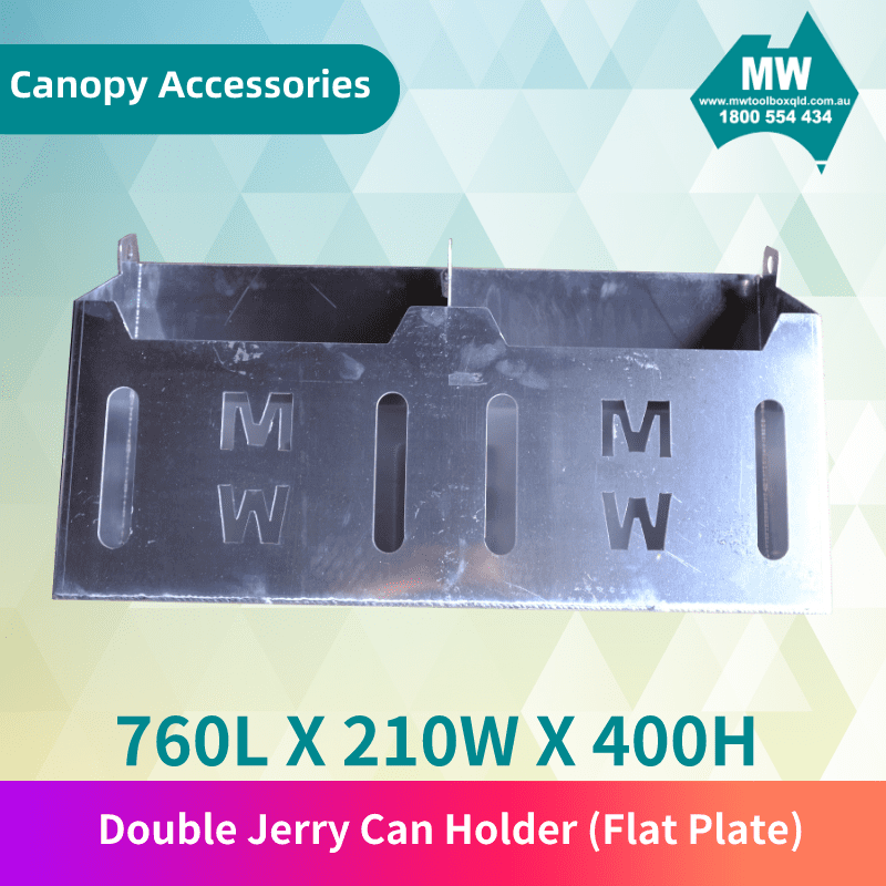 Double Jerry Can Holder-2