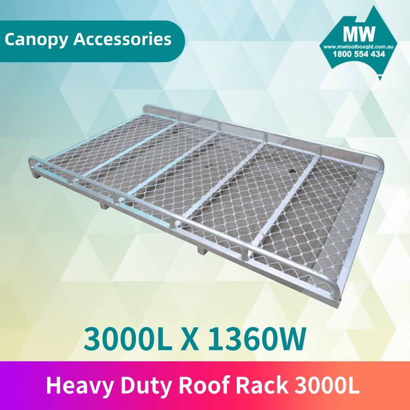 Heavy Duty Roof Rack-2
