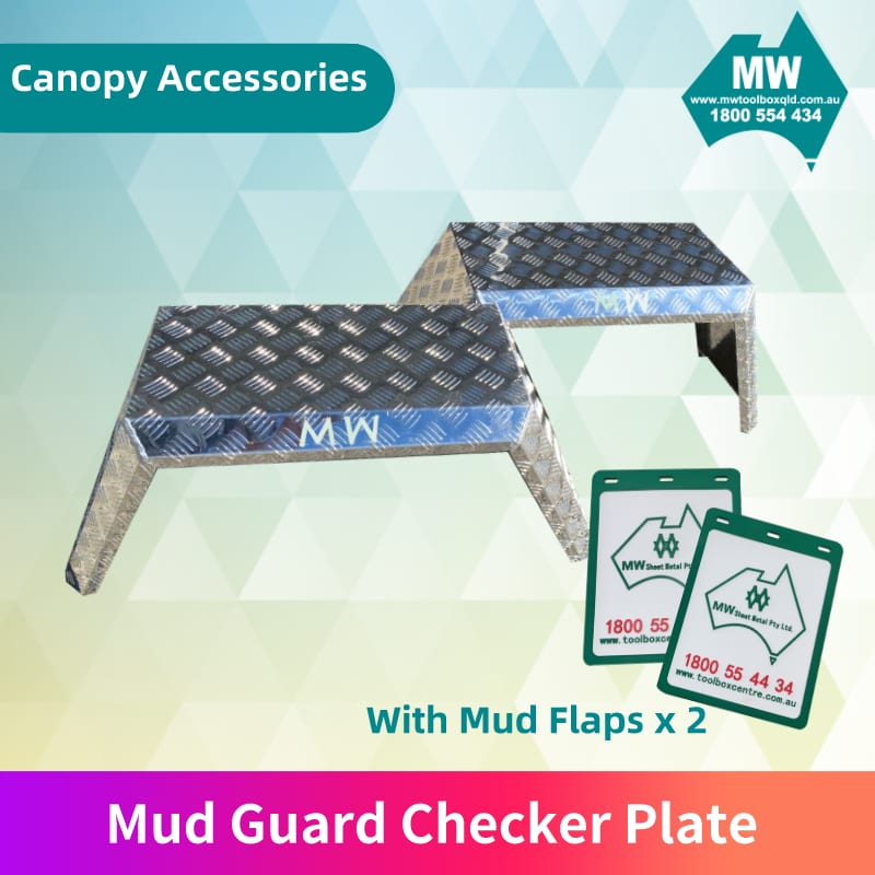 mud guard checker