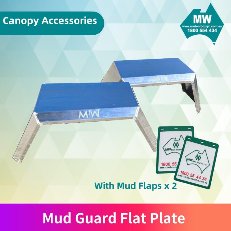 mud guard flat