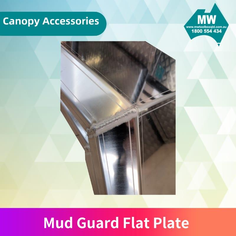 mud guard flat plate 3