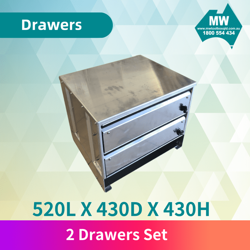 2 Drawer