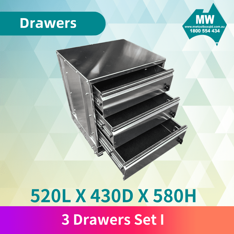 3 Drawer Ⅰ