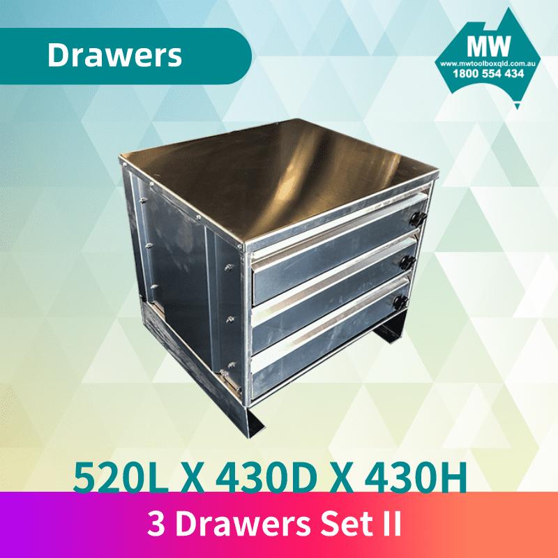 3 Drawer Ⅱ
