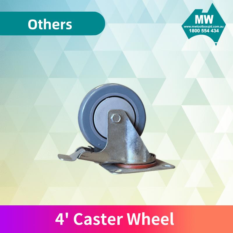 """4"""" Caster Wheel"""