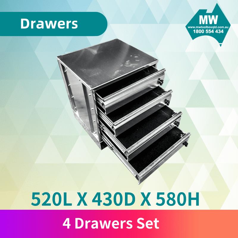 4 Drawer