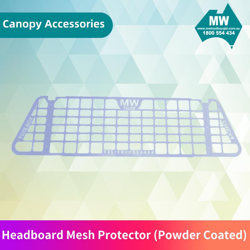 Headboard Mesh Protector-2