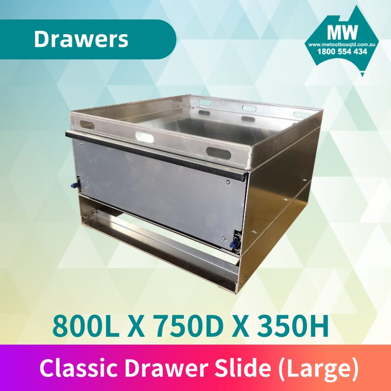 Classic Drawer Slide Large