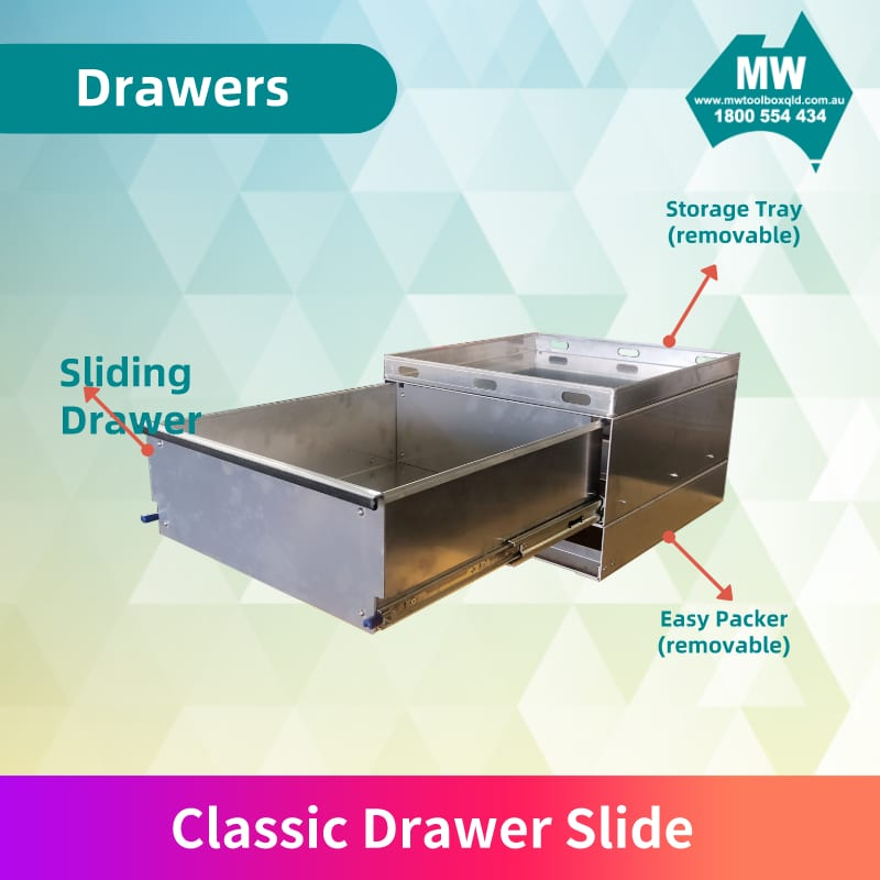 Classic Drawer Slide