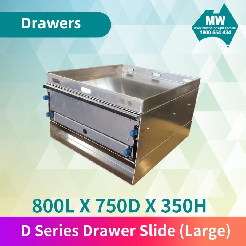 D Drawer Slide Large