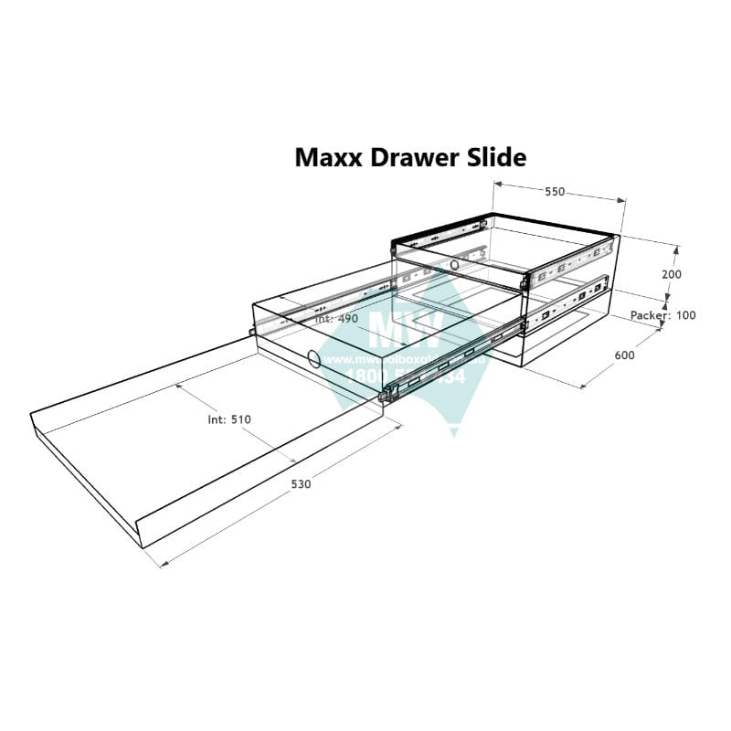 Maxx Drawer Slide-7