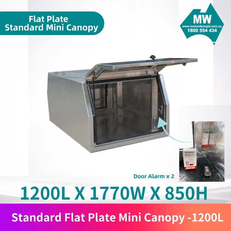 Flat Plate Standard Canopy mini 1200