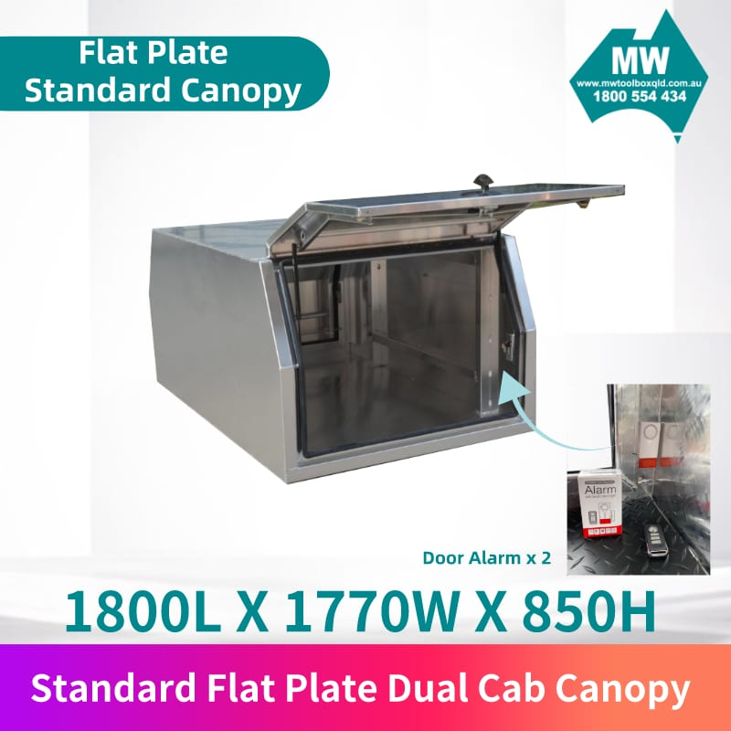 Flat Plate Standard Canopy