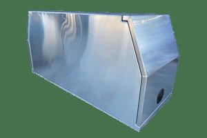 Flat plate mini 700 canopy