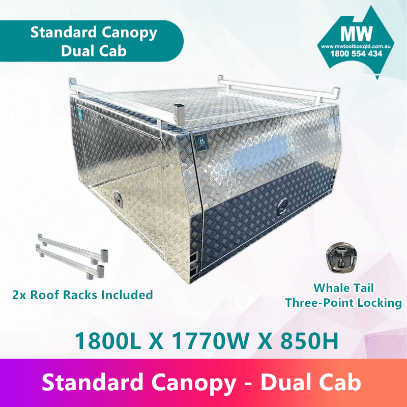 Standard Canopy Dual Cab (1)