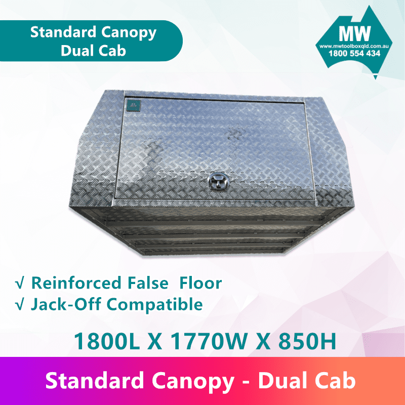 Standard Canopy Dual Cab (3)