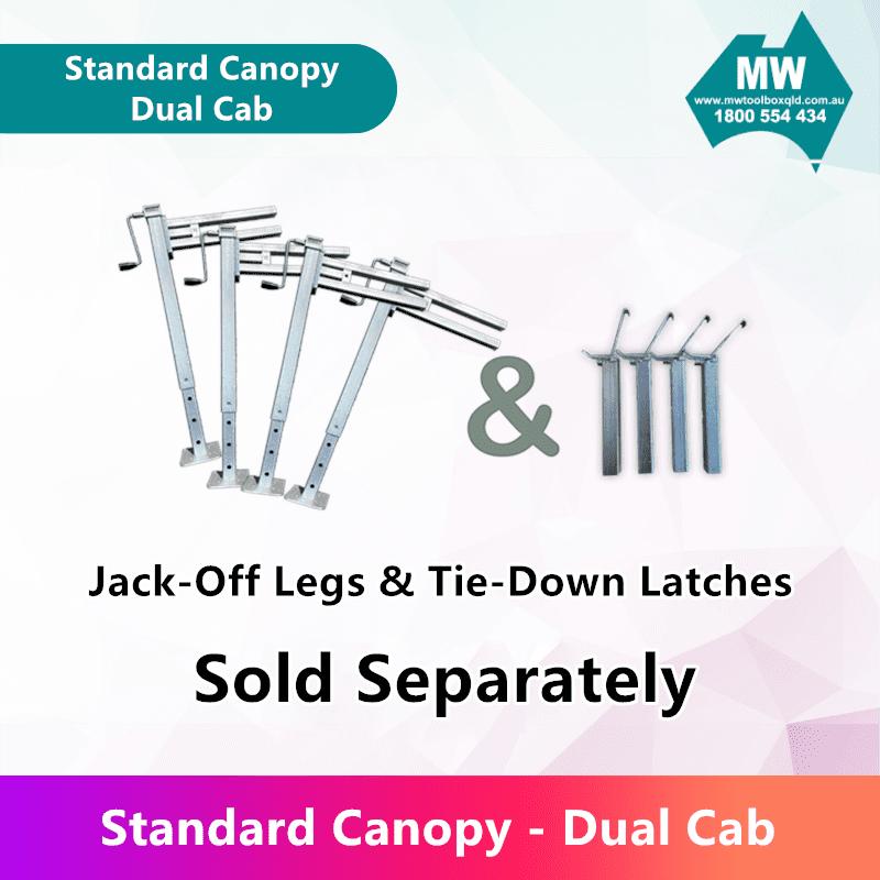 Standard Canopy Dual Cab (5)