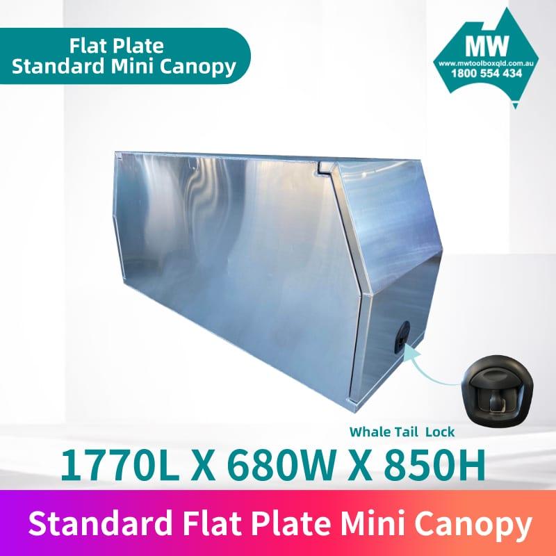 standard flat plate mini canopy 1