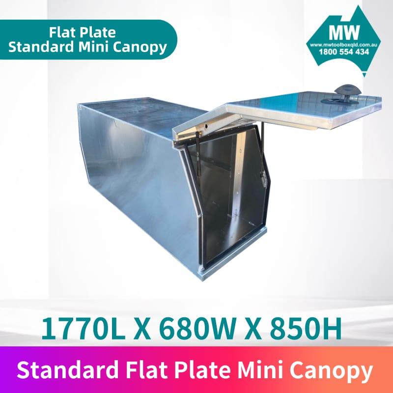standard flat plate mini canopy 2