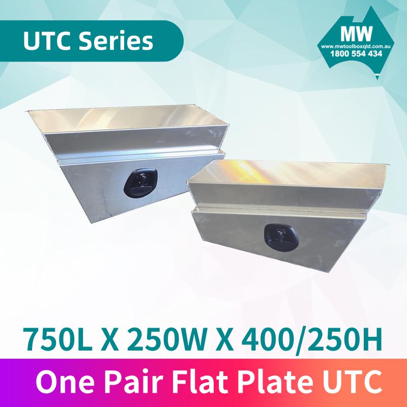Flat Plate UTC Pair