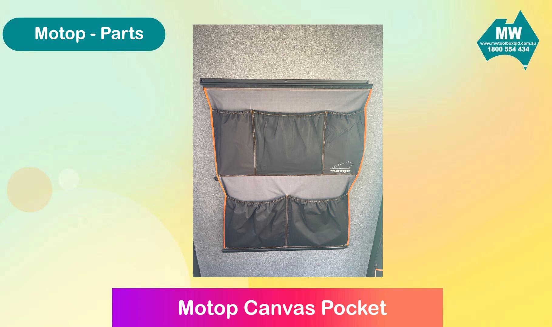Ceiling Canvas Pocket