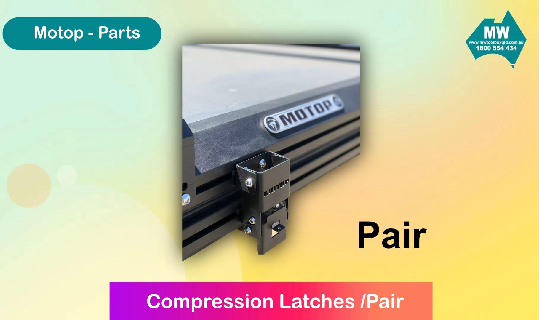 Compression Latches