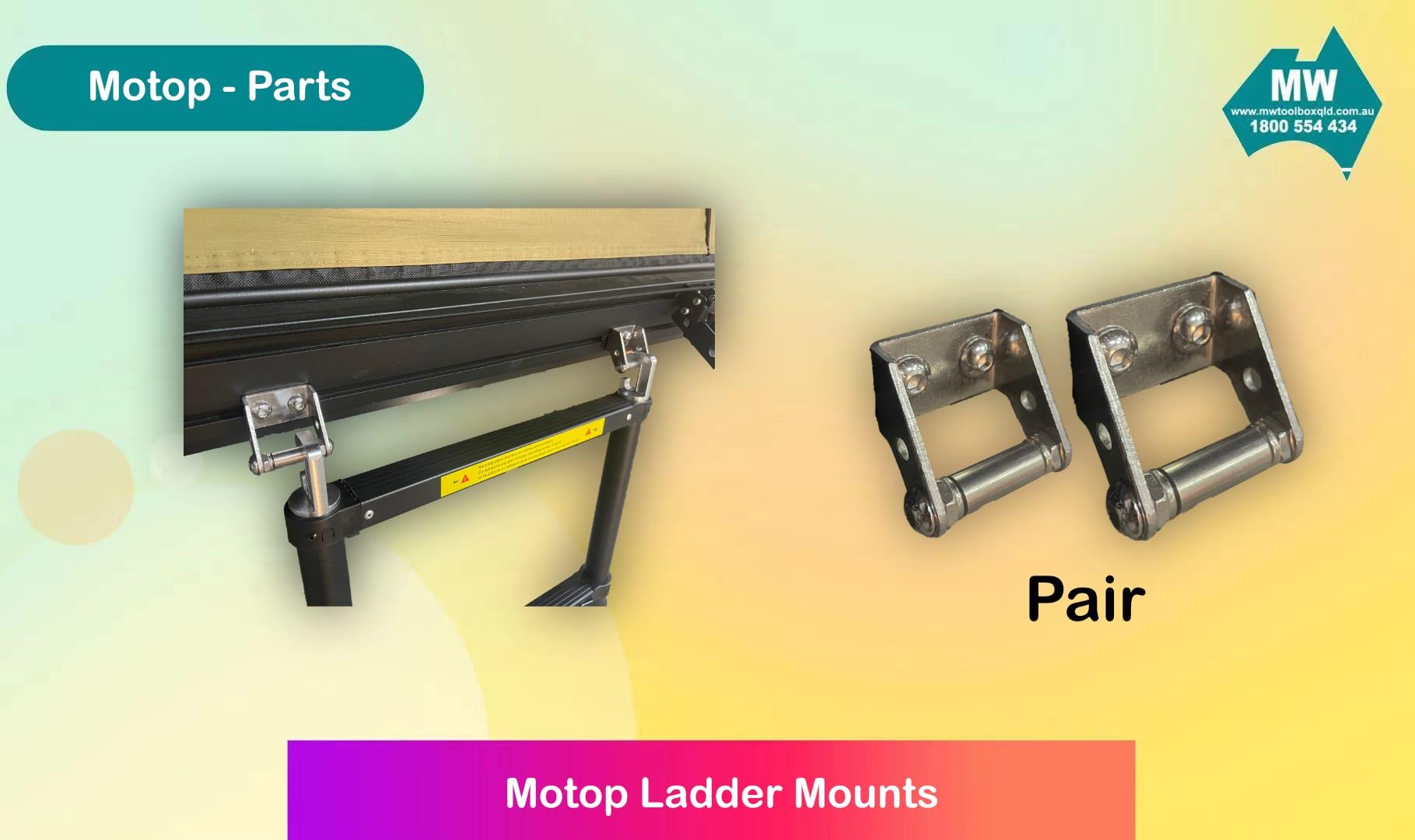 Ladder Mounts