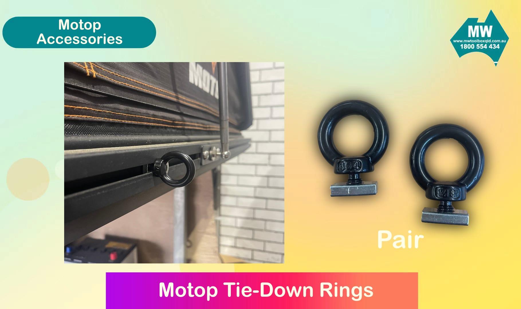 Tie-Down Rings